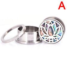 Ear Gauges Ear Plugs Flesh Tunnels Stainless Steel Ear Stretching Body Jewelry l