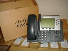 Cisco CP-7960G  VOIP IP Phone W/ HandSet  (Refurbished)
