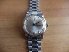 Very Rare Vintage Omega Seamaster cal 501 Stainless Steel wristwatch