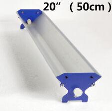 1pc 20 Screen Printing Emulsion Scoop Coater 50cm Aluminum Tool Diy Screen Fram