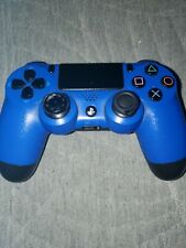 Sony PlayStation 4 PS4 Controller CUH-ZCT1U Wireless Controller Blue