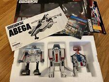Godaikin Abega In Box Shogun Warrior Transformer