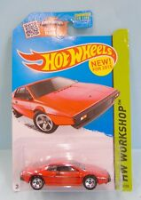 3126 HOT WHEELS / CARTE US / HW WORKSHOP 2013 / LOTUS ESPRIT S1 1/64