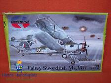 Cooperativa ® R72004 Fairey Swordfish Mk. I/III 1:72