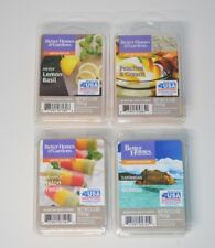 Better Homes and Gardens 4 Pack Scented Wax Cubes New 2.5 oz