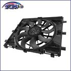 NEW Engine Radiator Cooling Fan Assembly for Chevrolet Equinox GMC Terrain