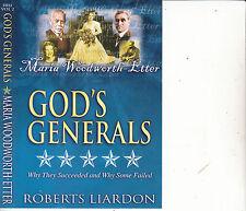 God's Generals Vol 2-Maria Woodworth Eitter-2005-Roberts Liardon-Religion RL-DVD