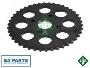 Gear, camshaft for ALFA ROMEO CITROËN FIAT INA 554 0114 10