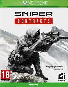 Sniper Ghost Warrior Contracts - Xbox One - ITA