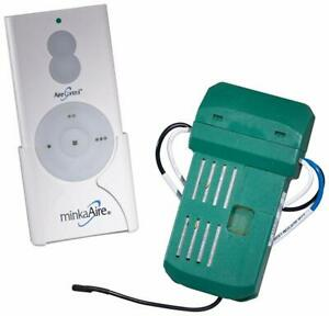 Minka-Aire Hand-Held Remote Control System - White - RCS223