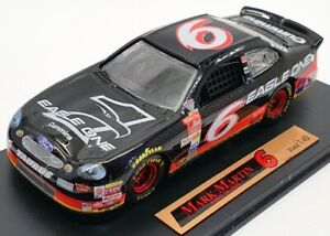 Racing Champions 1/43 Scale SL0897 - Ford Nascar #6 - Black