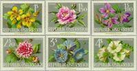 EBS Austria Österreich 1964 International Garden Show Flowers ANK1175-1180 MNH**