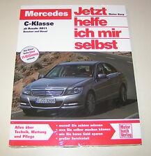 Reparaturanleitung Mercedes C 180, C 200, C 250, C 350, C 180 CDI , ... ab 2011!