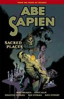 Abe Sapien Volume 5 Sacred Places GN Mike Mignola Hellboy BPRD OOP New NM