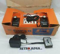 Nintendo Color TV Game 15 Modelo CTG-15V. Primera consola nintendo años 70