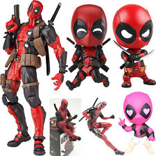 Deadpool Figure Marvel Legends X-Men Action Comic Hero Figurines Toys For Kids
