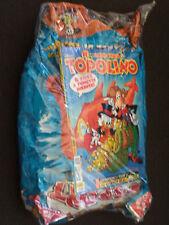 TOPOLINO LIBRETTO N.3221 CON GONFIABILE CANESTRO + PORTA CALCIO - NUOVO