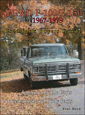 Ford F100 Parts Interchange Manual 1968 1969 1970 1971 1972 1973 Pickup Truck