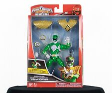 Bandai Power Rangers Super Megaforce Armored Mighty Morphin Green Ranger 7""