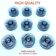 ELNA/BABYLOCK Sewing Machine Plastic BOBBINS #493555 - High Quality