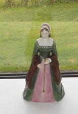 Coalport Bone China Figurine Catherine Parr Modelled by Robert Worthington