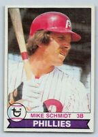 1979  MIKE SCHMIDT - Topps Baseball Card # 610 - PHILADELPHIA PHILLIES