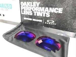 Oakley Jawbone / Racing Jacket Prizm Road lens set - Vented /  Brand New