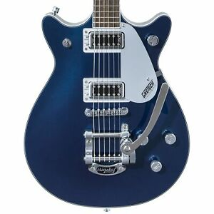 Gretsch G5232T Electromatic Double Jet FT w/ Bigsby - Midnight Sapphire