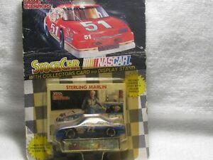 "# 22  "" STERLING MARLIN ""  NASCAR 1/64 DIECAST RACING CHAMPIONS 1991"