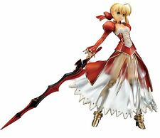 Free Ship Clayz Fate/Extra: Saber Extra PVC Figure (1:6 Scale) No Box