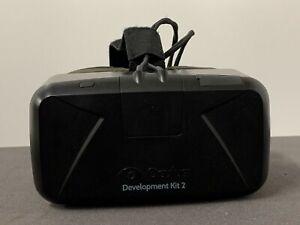 Oculus Rift DK2 Development Kit 2 VR Virtual Reality Headset ONLY, GOOD DEAL !!!