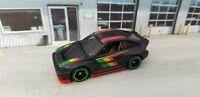 2018 Hot Wheels '85 HONDA CR-X CRX Multipack Exclusive - Black JDM Die-cast Car