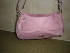BETTY BARCLAY SMALL   PINK SUMMER SHOULDER BAG        GREAT ITEM LITTLE USED