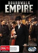 BOARDWALK EMPIRE (COMPLETE SEASON 2 - DVD SET SEALED + FREE POST)