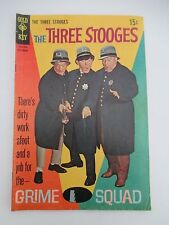 THE THREE STOOGES #40 1968