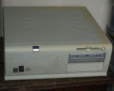 Dell OptiPlex GX110 Pentium III 667Mhz 128MB 20 gbhd base de PC Windows 98 se