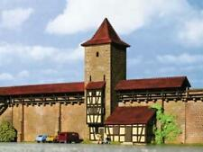 Kibri Kit 37108 NEW N DEFENCE TOWER WITH CITY WALLS IN ROTHENBURG
