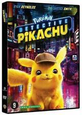 POKEMON DETECTIVE PIKACHU  - DVD NEUF SOUS BLISTER