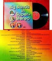 LP Big Bands in Super-Stereo (Decca Clubauflage 28 352-3) D
