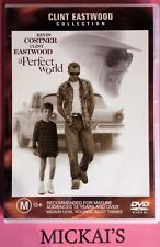A PERFECT WORLD - CLINT EASTWOOD COLLECTION #12990 WARNER BROTHERS DVD PAL OOP