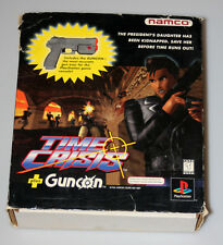 NAMCO GunCon Light Gun for Sony PlayStation PS1 NPC-103 - Time Crisis in Box