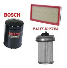 Tune Up Kit Air Oil Fuel Filters For CHEVY K3500 V8 6.5L;DIESEL;TURBO 1992-1996