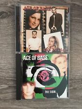 Ace Of Base 2 CD Lot * The Sign * The Bridge *