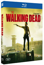 The Walking Dead - Serie TV - 3^ Stagione -Cofanetto 4 Blu Ray - Nuovo Sigillato
