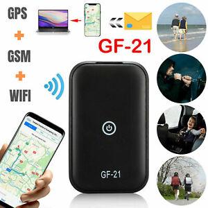 GSM /WIFI Mini Spy GPS Tracker Voice Activated Recorder Audio Recording Device