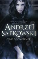 Time of Contempt (Witcher 2), Sapkowski, Andrzej, New, Book