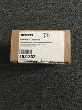 Siemens 192-202 Power Control Th192S Pneumatic Room Temperature Thermostat