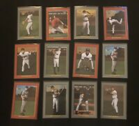 Lot Of 50 MLB Baseball Cards. All Cards Are Rookies!!!!!