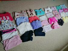 GIRLS CLOTHING BUNDLE AGED 4-5 5-6 M&S NEXT H&M MOTHERCARE