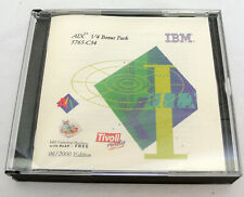 IBM AIX v4 Bonus Pack 3 Disc CD-ROM Set 5765-C34 Vintage 2000